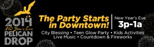 Penscola New Year Eve Pelican drop Party