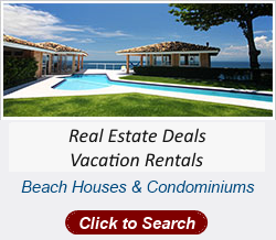 Beach Real Estate, Vacation Rentals, Events, Activities, etc.