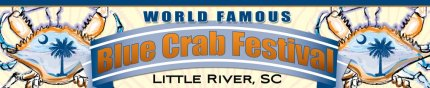 Blue Crab Festival in Little River/Myrtle Beach
