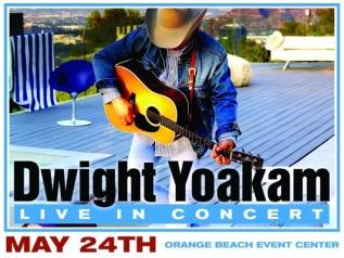 Dwight Yoakam at The Orange Beach Event Center2