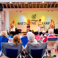 Wednesday Night Concert Series at Village of Baytowne Wharf Miramar Beach Florida