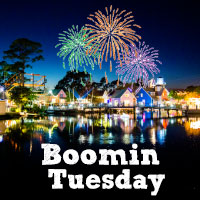 Boomin Tuesday at The Village of Baytowne Wharf in Miramar Beach Florida