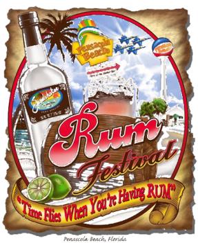 Pensacola Beach Rumfest 2018 at Sandshaker Lounge