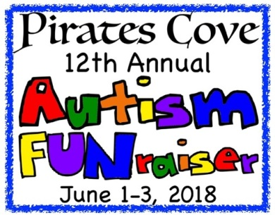 Pirates Cove Marina and Restaurant Autism FUNRaiser Elberta Alabama